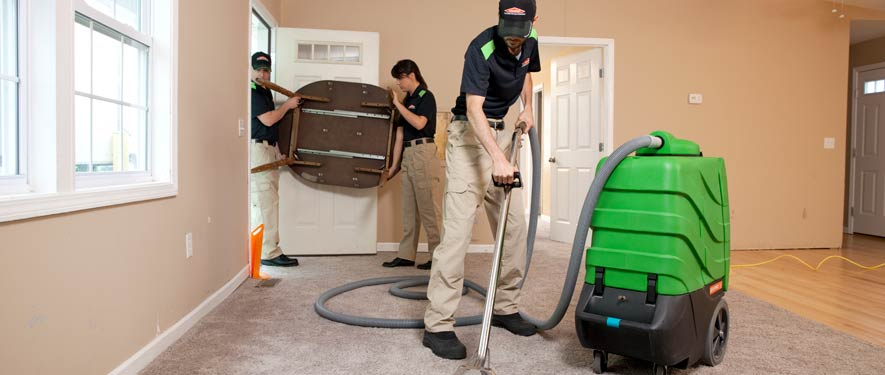 Warminster, PA residential restoration cleaning